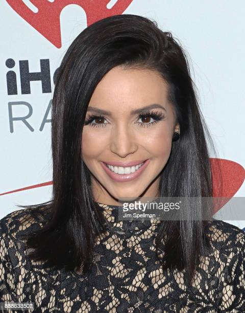 Actress Scheana Shay attends the Z100's iHeartRadio Jingle Ball 2017 at Madison Square Garden on December 8 2017 in New York City