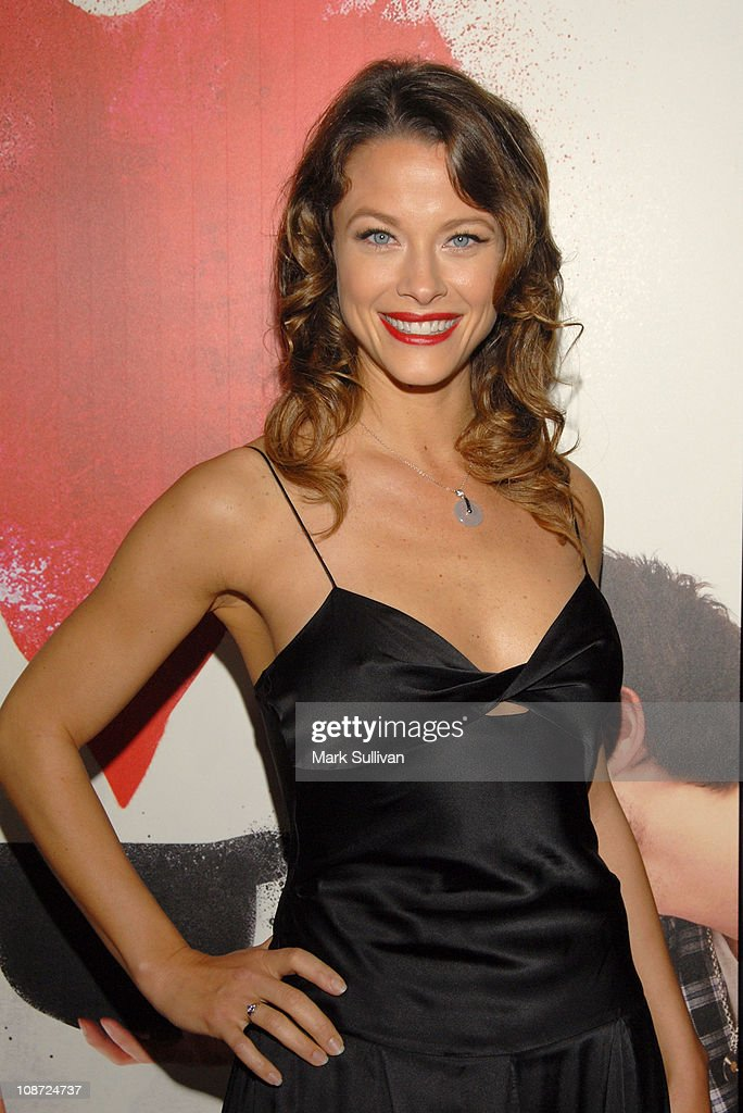 Actress Scottie Thompson arrives for the Los Angeles premiere of 'Waiting For Forever' at The Grove on February 1, 2011 in Los Angeles, California.