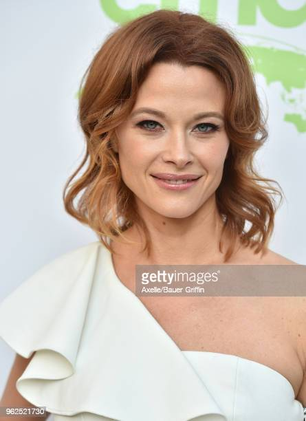Actress Scottie Thompson attends the 28th Annual EMA Awards Ceremony at Montage Beverly Hills on May 22 2018 in Beverly Hills California