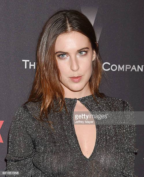 Actress Scout Willis attends The Weinstein Company and Netflix Golden Globe Party presented with FIJI Water Grey Goose Vodka Lindt Chocolate and...