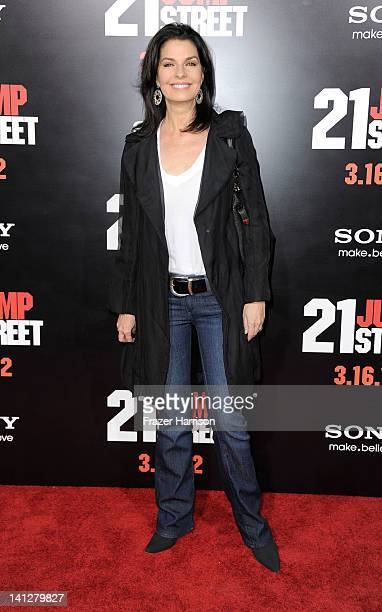 Actress Seal Ward arrives at the Premiere Of Columbia Pictures' '21 Jump Street' at Grauman's Chinese Theatre on March 13 2012 in Hollywood California