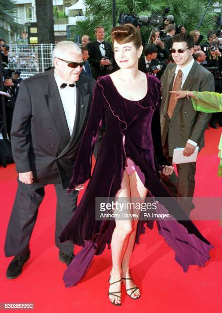 Actress Sean Young arrives for Palm d'Or ceremony, at the Cannes Film Festival, France.
