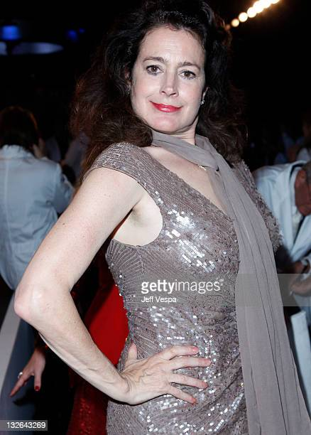 Actress Sean Young attends 2011 MOCA Gala An Artist's Life Manifesto Directed by Marina Abramovic at MOCA Grand Avenue on November 12 2011 in Los...