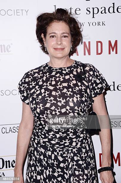 """Actress Sean Young attends a screening of Sony Pictures Classics' """"Grandma"""" hosted by The Cinema Society and Kate Spade at Landmark Sunshine Cinema..."""