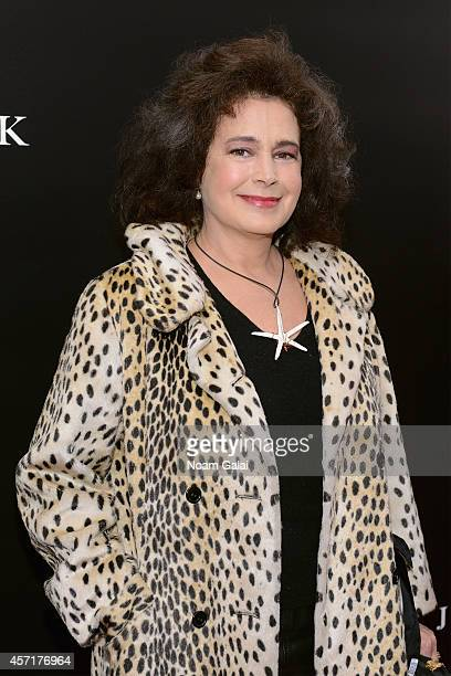 """Actress Sean Young attends the """"John Wick"""" New York Premiere at Regal Union Square Theatre, Stadium 14 on October 13, 2014 in New York City."""