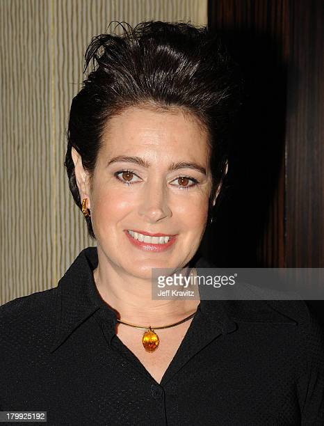Actress Sean Young during the 2008 Summer Television Critics Association Press Tour for MTVN held at the Beverly Hilton hotel on July 9, 2008 in...
