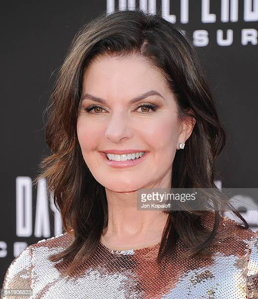 Actress Sela Ward arrives at the Los Angeles Premiere Independence Day Resurgence at TCL Chinese Theatre on June 20 2016 in Hollywood California