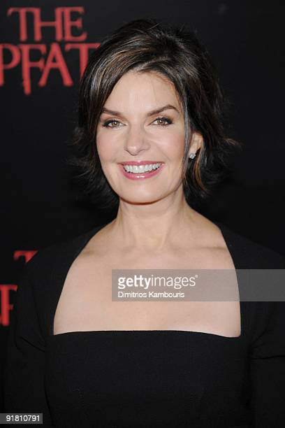 Actress Sela Ward attends at the premiere of The Stepfather at the SVA Theater on October 12 2009 in New York City
