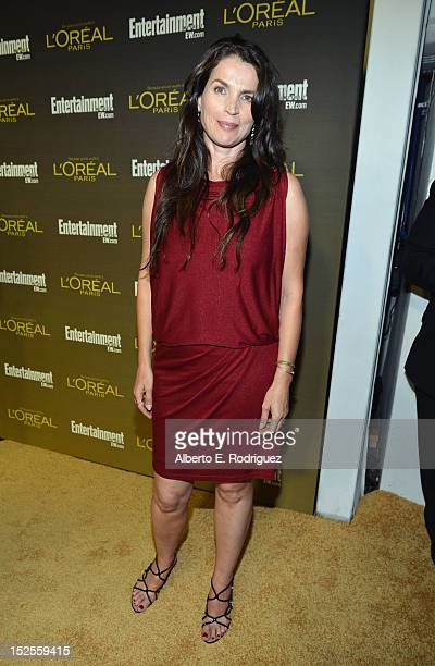 Actress Sela Ward attends The 2012 Entertainment Weekly PreEmmy Party Presented By L'Oreal Paris at Fig Olive Melrose Place on September 21 2012 in...