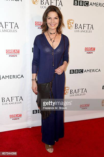 Actress Sela Ward attends the BBC America BAFTA Los Angeles TV Tea Party 2016 at The London Hotel on September 17 2016 in West Hollywood California