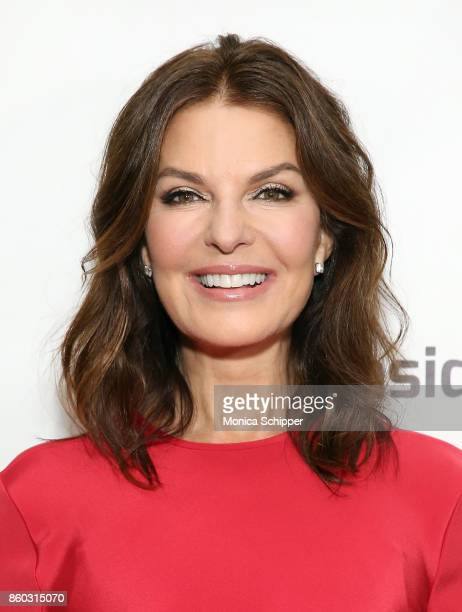 Actress Sela Ward attends the TV Guide Magazine event celebrating cover star Sela Ward and her show Graves at The Rickey at Dream Midtown on October...