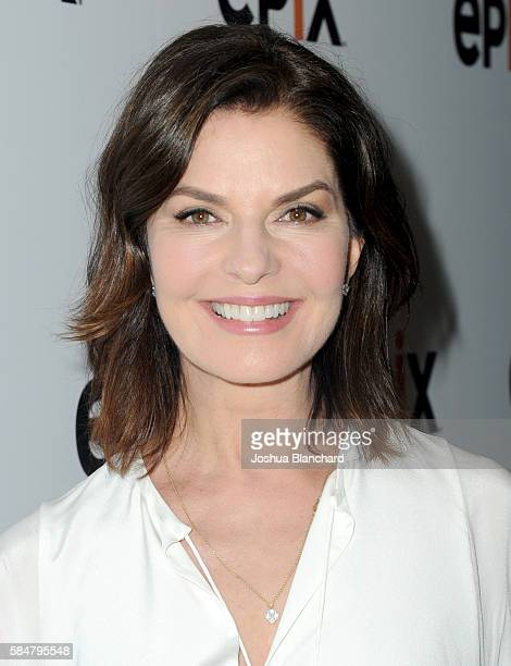 Actress Sela Ward of 'Graves' attends the EPIX TCA presentation at The Beverly Hilton Hotel on July 30 2016 in Beverly Hills California