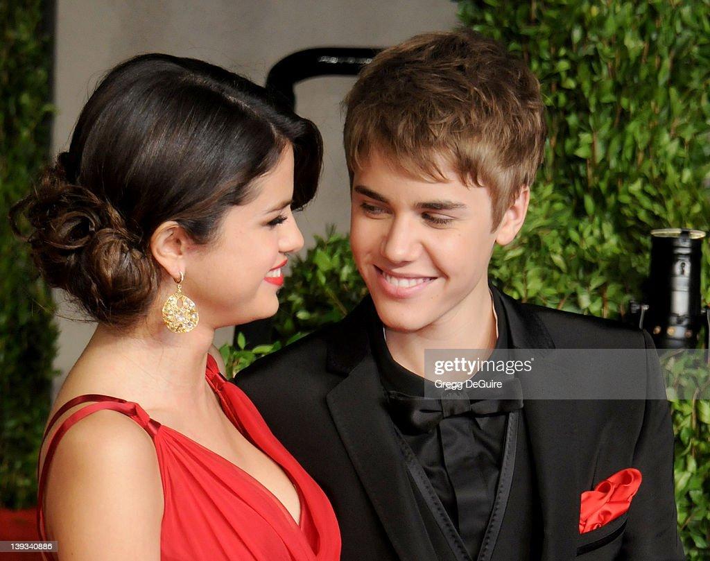 Selena Gomez dating innan Justin Bieber