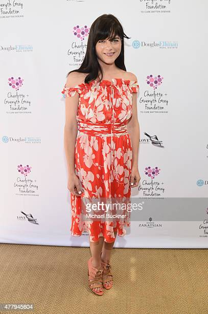 Actress Selma Blair attended a tea party to support the Charlotte Gwenyth Gray Foundation to cure Batten Disease on Saturday June 20th in Brentwood...