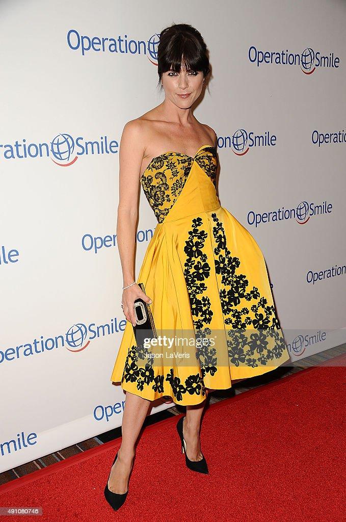 Operation Smile's 2015 Smile Gala : News Photo