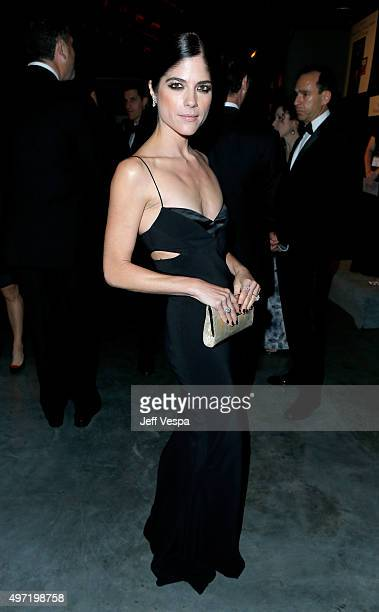 Actress Selma Blair attends the 2015 Baby2Baby Gala presented by MarulaOil Kayne Capital Advisors Foundation honoring Kerry Washington at 3LABS on...