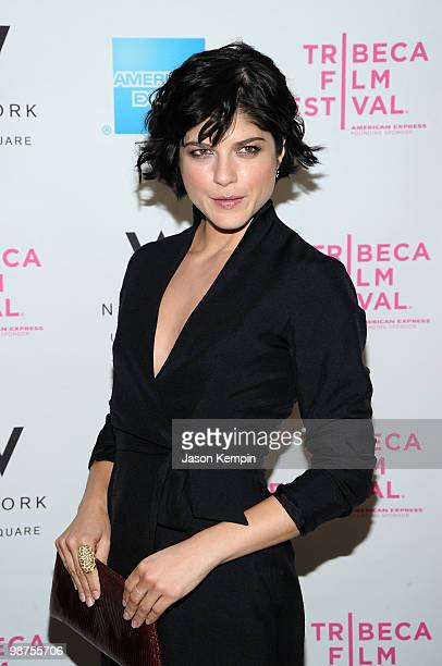 Actress Selma Blair attends the Awards Night Show Party during the 2010 Tribeca Film Festival at the W New York Union Square on April 29 2010 in New...