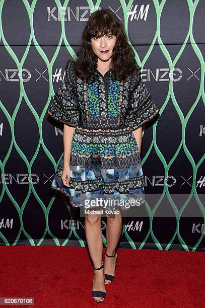 Actress Selma Blair attends the KENZO x HM Los Angeles VIP PreLaunch on November 2 2016 in West Hollywood California