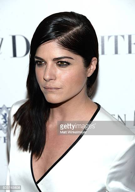 Actress Selma Blair attends the Los Angeles Premiere of Screen Media Film's 'Mothers And Daughters' at The London on April 28 2016 in West Hollywood...