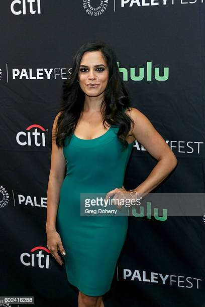 Actress Sepideh Moafi attends The Paley Center For Media's PaleyFest 2016 Fall TV Preview for ABC at The Paley Center for Media on September 10 2016...