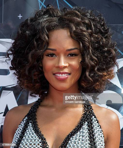 Actress Serayah attends the 2015 BET Awards on June 28 2015 in Los Angeles California