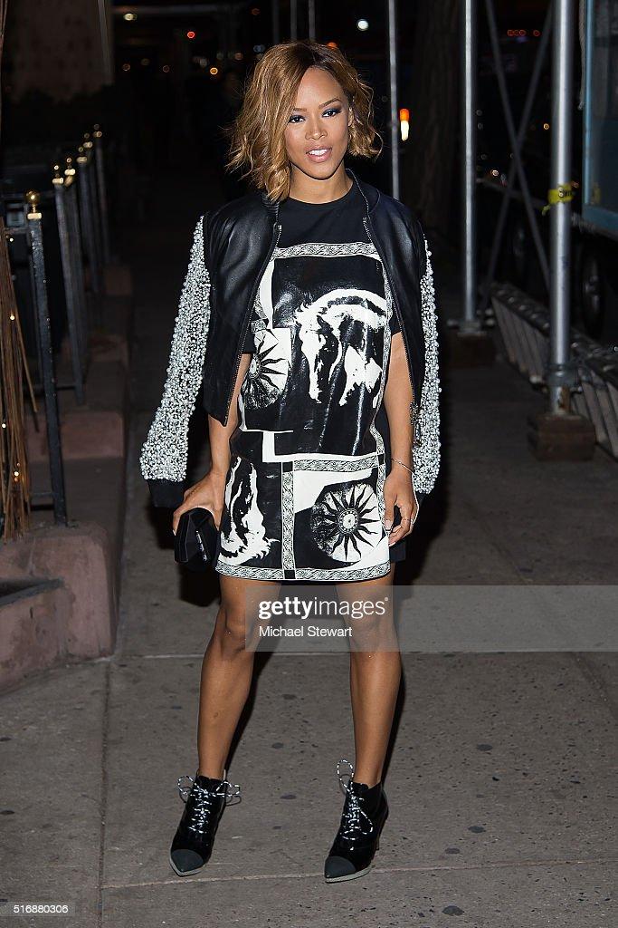 "Vogue, Covergirl & Fox Celebrate ""Empire"" : News Photo"