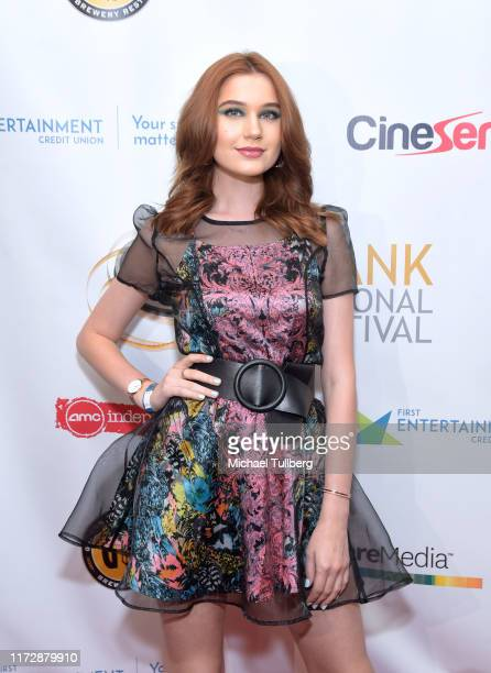"Actress Serena Laurel attends the premiere of ""Relish"" at the Burbank International Film Festival at AMC Burbank 16 on September 06, 2019 in Burbank,..."