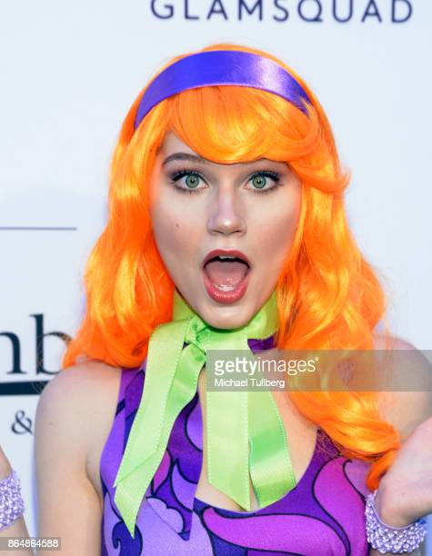Actress Serena Laurel attends the Starlight Children's Foundation's Dream Halloween at The MacArthur on October 21 2017 in Los Angeles California