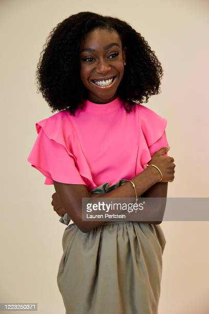Actress Shahadi Wright Joseph is photographed for EliteDaily.com on July 17, 2019 in New York City. PUBLISHED IMAGE.