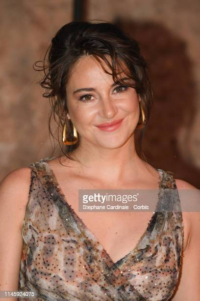 Actress Shailene Woodley attends the Christian Dior Couture S/S20 Cruise Collection on April 29, 2019 in Marrakech, Morocco.
