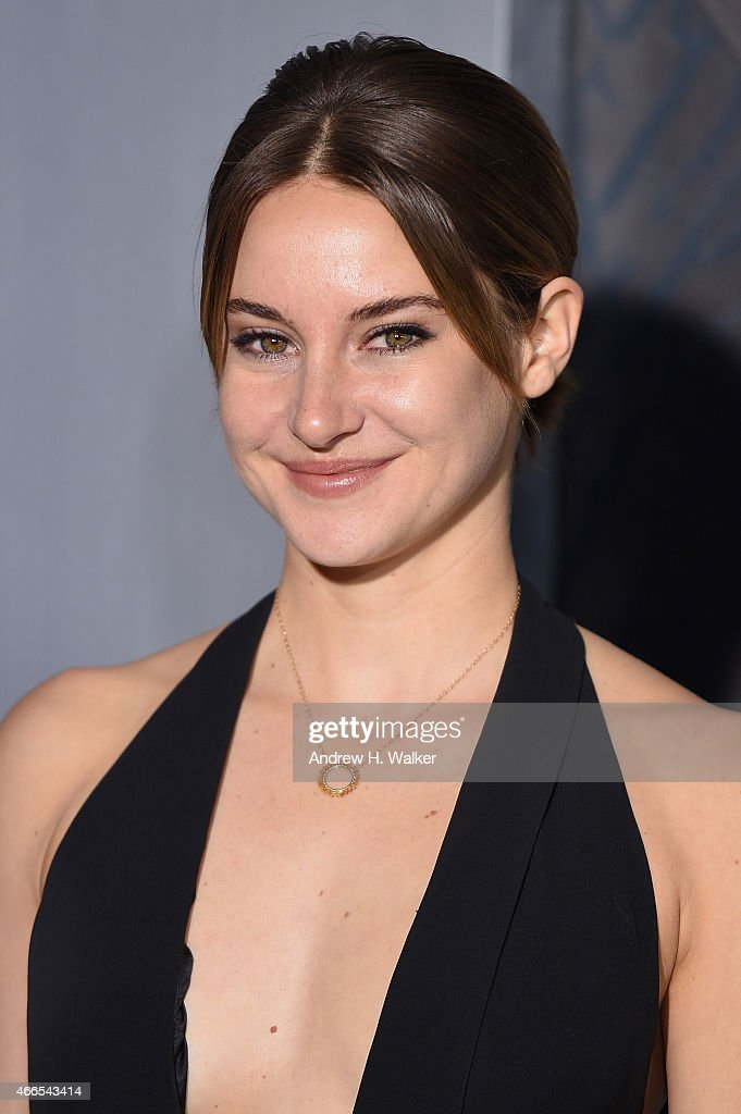 """The Divergent Series: Insurgent"" New York Premiere - Inside Arrivals"