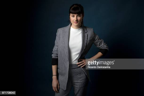 Actress Shailene Woodley is photographed for Los Angeles Times on May 18 2018 in Marina del Rey California PUBLISHED IMAGE CREDIT MUST READ Ricardo...