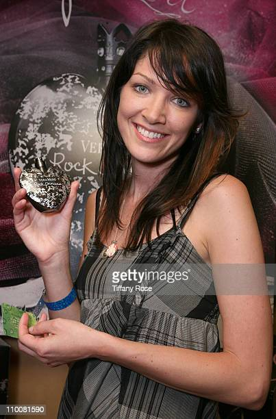 Actress Shaina Fewell and Vera Wang Rock Princess at Melanie Segal's MTV Movie Awards House Presented by Rev 3 - Day 1 on May 28, 2009 in Los...