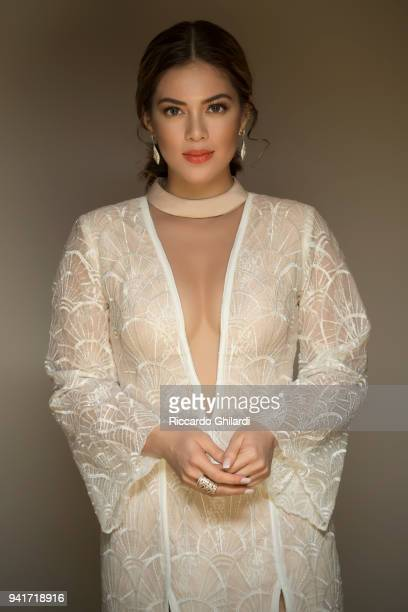 Actress Shaina Magdayao poses for a portrait during the 68th Berlin International Film Festival on February 2018 in Berlin Germany