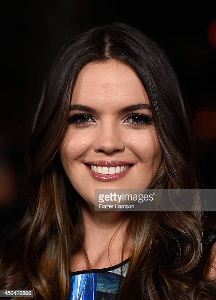 Actress Shane Lynch attends Paramount Pictures' Men Women Children premiere at Directors Guild Of America on September 30 2014 in Los Angeles...