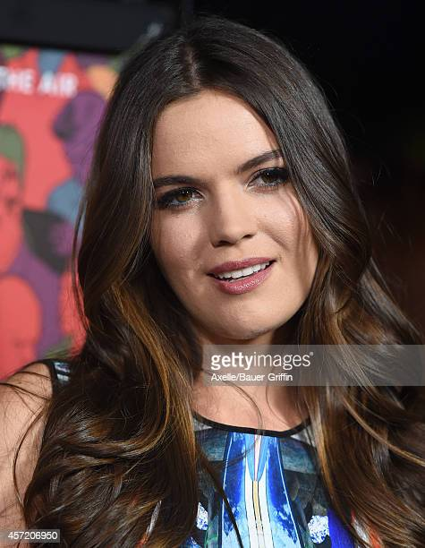 Actress Shane Lynch attends the premiere of 'Men Women and Children' at DGA Theater on September 30 2014 in Los Angeles California