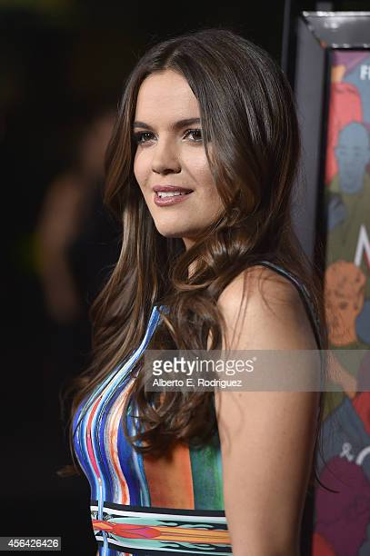 Actress Shane Lynch attends the premiere of Paramount Pictures' Men Women Children at Directors Guild of America on September 30 2014 in Los Angeles...