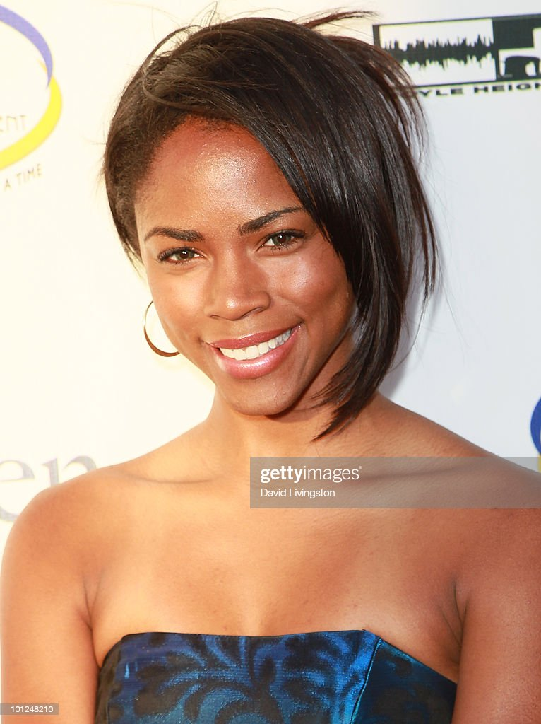 Actress Shanica Knowles attends the 4th Annual Community Awards Red Carpet Gala at the Boyle Heights Technology Youth Center on May 28, 2010 in Los Angeles, California.