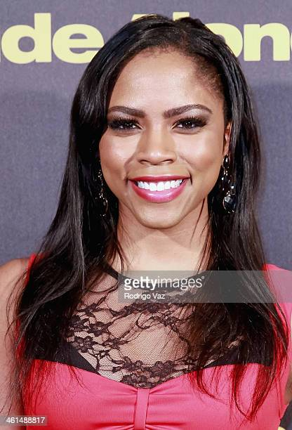 Actress Shanica Knowles attends the ADD Comedy Live Special Screening of Ride Along on January 8 2014 in Los Angeles California
