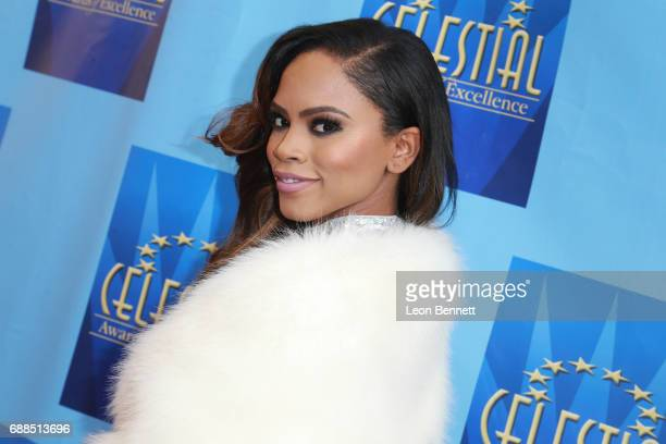 Actress Shanica Knowles attends the Celestial Awards Of Excellence at Alex Theatre on May 25 2017 in Glendale California