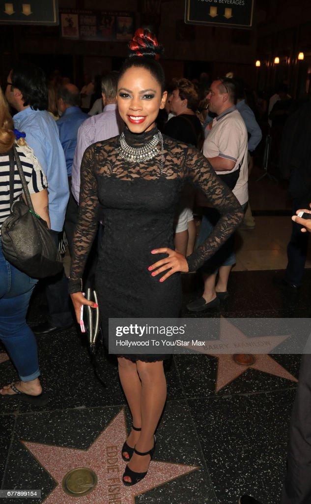Celebrity Sightings In Los Angeles - May 02, 2017