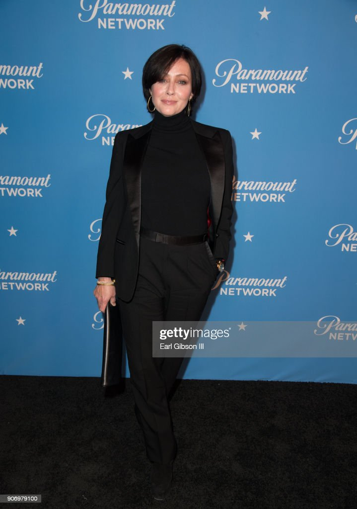 Paramount Network Launch Party - Arrivals : News Photo