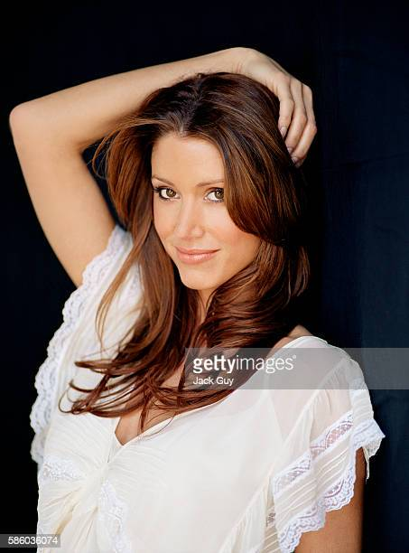 Actress Shannon Elizabeth is photographed for High Roller Magazine in 2006 in Los Angeles, California.