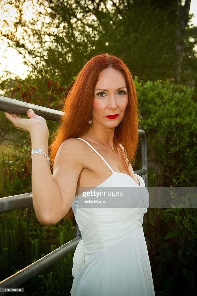 Portrait Images Of Actress Shannon Rogers Guess Richardson Who Has Been Arrested In Connection With The Mailing Of Ricin-laced Letters To President Barack Obama And NYC Mayor Michael Bloomberg : News Photo