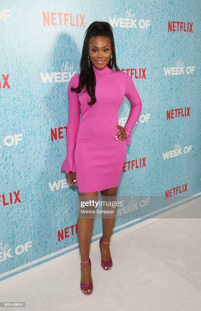 "World Premiere of the Netflix film ""The Week Of"" in New York City"