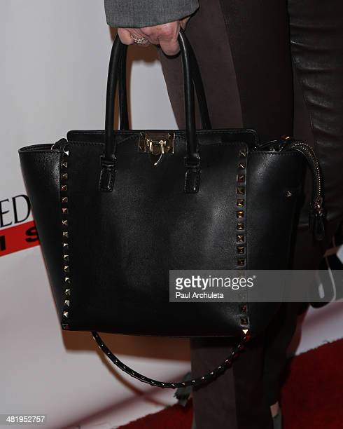 Actress Shannon Tweed attends the premiere for 10 Rules For Sleeping Around at the Egyptian Theatre on April 1 2014 in Hollywood California