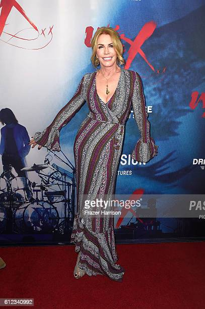 Actress Shannon Tweed attends the Premiere of Drafthouse Films' We Are Xat TCL Chinese Theatre on October 3 2016 in Hollywood California