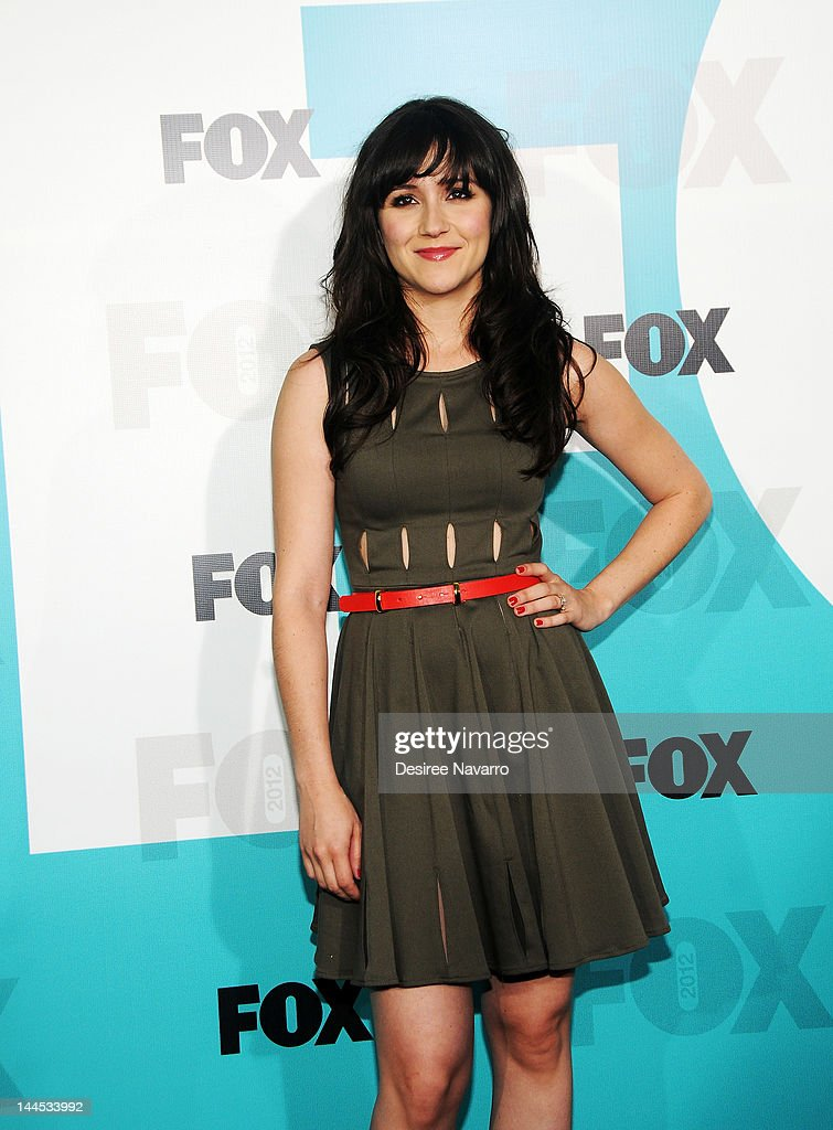 Actress Shannon Woodward attends the Fox 2012 Programming Presentation Post-Show Party at Wollman Rink, Central Park on May 14, 2012 in New York City.