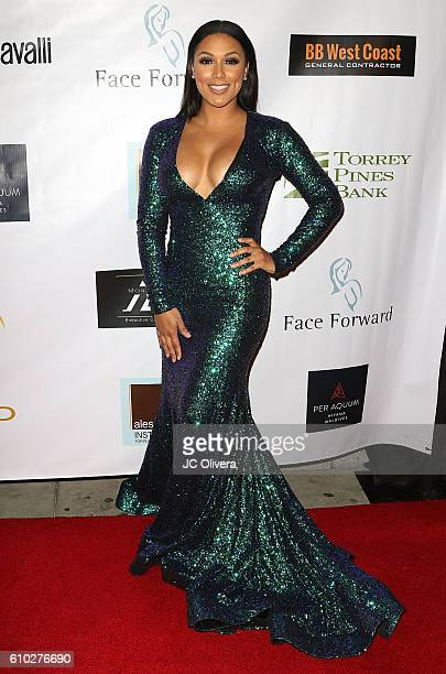 Actress Shantel Jackson attends The 7th Annual Face Forward Gala at Vibiana on September 24 2016 in Los Angeles California