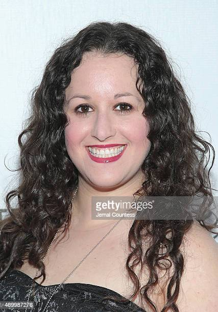 Actress Shara Ashley Zeiger attends the premiere of Aphasia at the Shorts Program during the 2015 Tribeca Film Festival at Regal Battery Park 11 on...